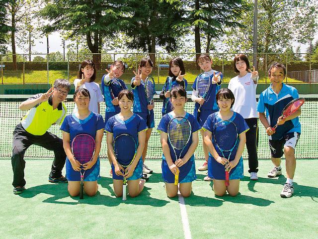 ソフトテニス部
